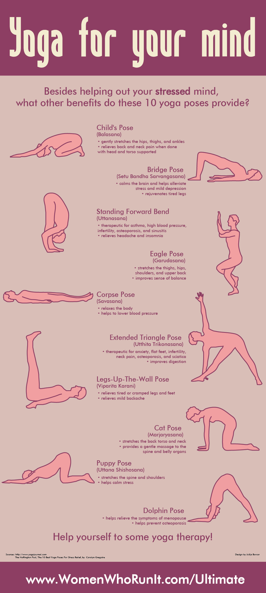 Yoga For Your Mind - PNG