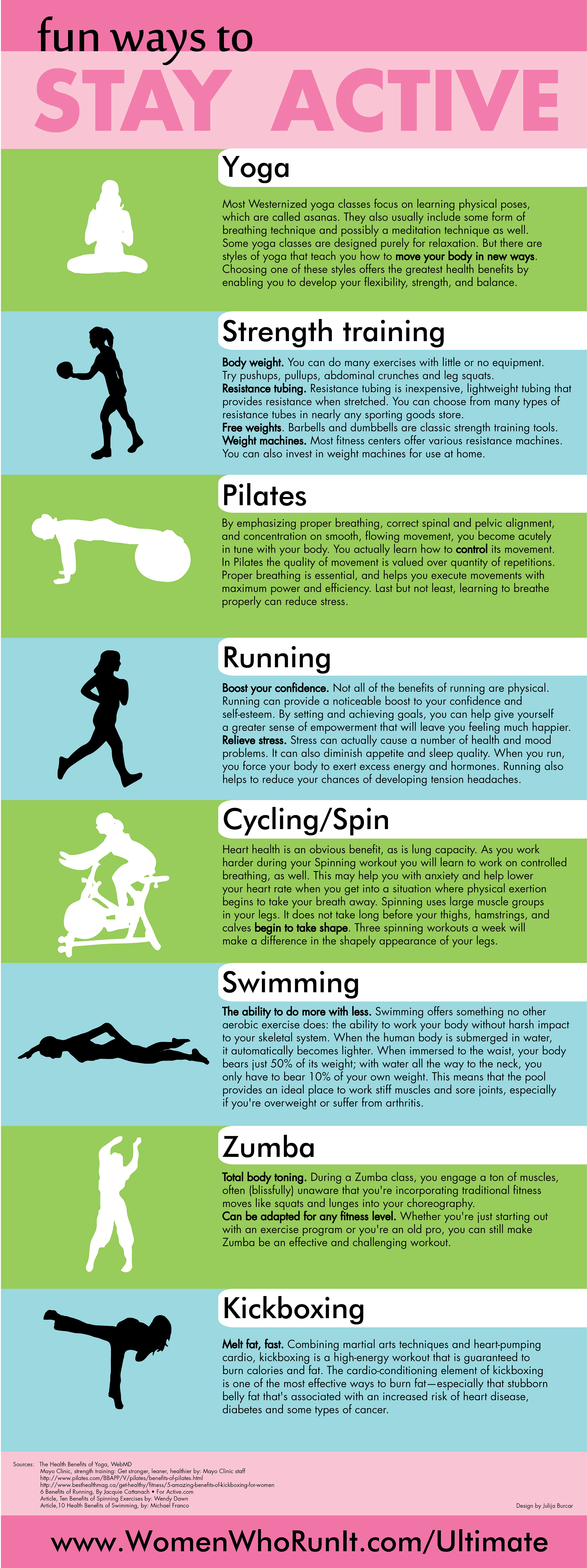 Fun Ways To Stay Active - PNG